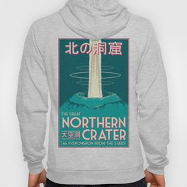 Final Fantasy VII - Great Northern Crater Hoody