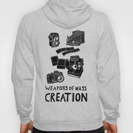 Weapons Of Mass Creation - Photography (clean) Hoody