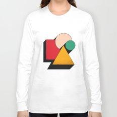 Shapeville Long Sleeve T-shirt