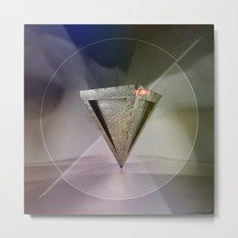 #Pyramid #Scheme - 20160804 Metal Print
