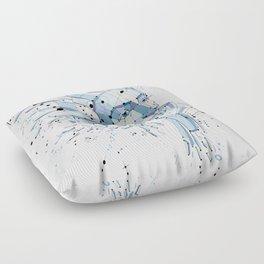 face Floor Pillow