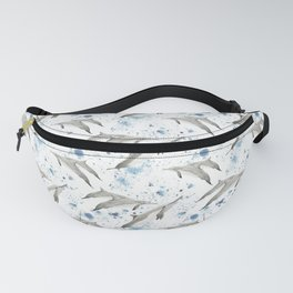 Dolphin Duo Fanny Pack