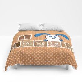 Ernest   Likes Chocolate Comforters