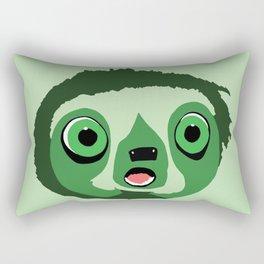 The Utility Belt 'Dun Dun DUN!' #4 Rectangular Pillow