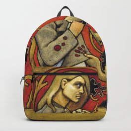 Akseli Gallen-Kallela - The Fratricide - Digital Remastered Edition Backpack