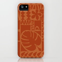Firura iPhone Case