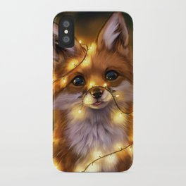 Fairy Lights iPhone Case
