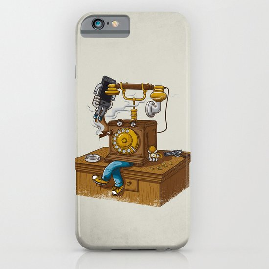 Criminal Business iPhone & iPod Case