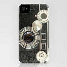 Vintage Range finder camera. iPhone (4, 4s) Slim Case