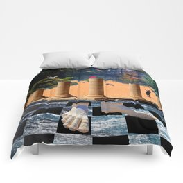 The Elemental Tourist - Water Comforters