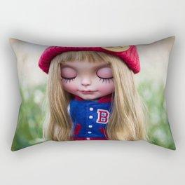 Erregiro Blythe doll Nicky Rectangular Pillow