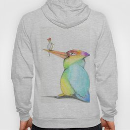 Feather Envy Hoody