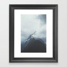 Milford Sound (Color) Framed Art Print