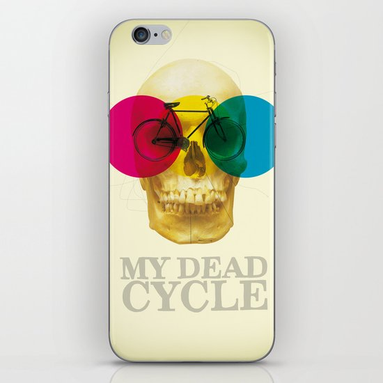 CYCLE iPhone & iPod Skin