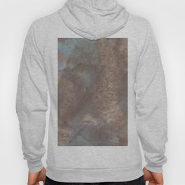 Golden, white and pink marble Hoody