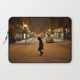 Québec Night Laptop Sleeve