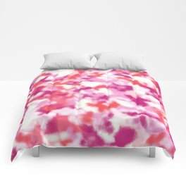 Cecilia Abstract Comforters
