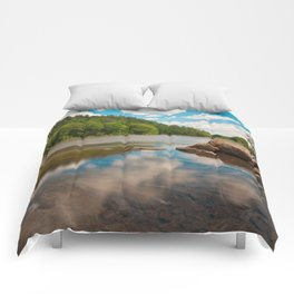 Hudson River Comforters