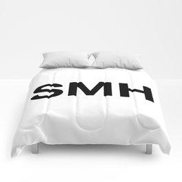 SMH (Shaking My Head) Comforters