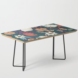 Botanical pattern 008 Coffee Table