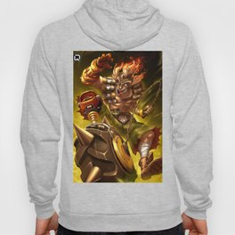 junkrat over Hoody