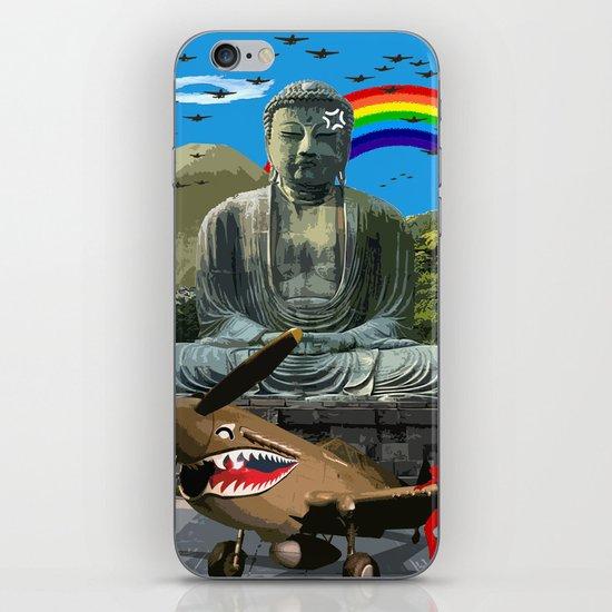 Tourist Season iPhone & iPod Skin