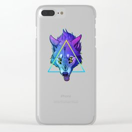 Predator - v1 Clear iPhone Case