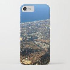 Surfer's Paradise (Gold Coast) Australia iPhone 7 Slim Case