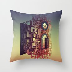Dawning Throw Pillow