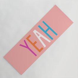 Yeah Yoga Mat