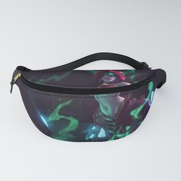 Jade Fang Cassiopeia League of Legends Fanny Pack