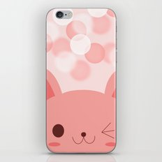 Happy friend iPhone & iPod Skin