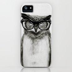 Mr. Owl Slim Case iPhone (5, 5s)