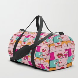 comics Duffle Bag