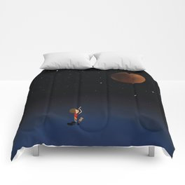 The Red Moon Comforters
