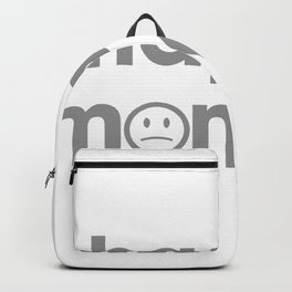 HAPPY MONDAY Backpack