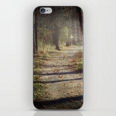 Wicked Woods iPhone & iPod Skin
