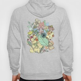 Muted In Bloom Hoody