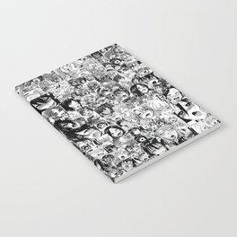 Ahegao hentai faces Notebook
