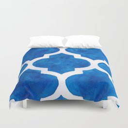 Moroccan Magic Duvet Cover