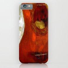 my spanish guitar  iPhone 6s Slim Case
