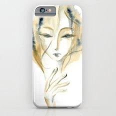 Madame Ochre Slim Case iPhone 6s