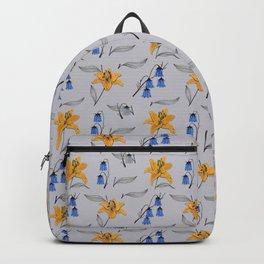 Lilies & Bellflowers Backpack