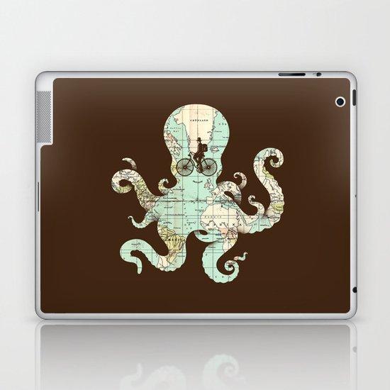 All Around The World Laptop & iPad Skin