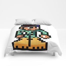 The soldier Comforters