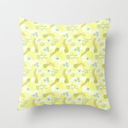 Lilly Pad Throw Pillow