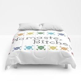 Namaste, Bitches (Mature) Comforters