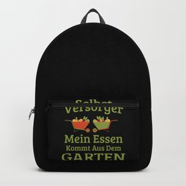 Garden Gardener Wheelbarrow Gardening Backpack