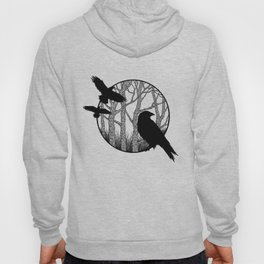 Black Birds II Hoody
