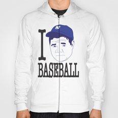 I __ Baseball Hoody